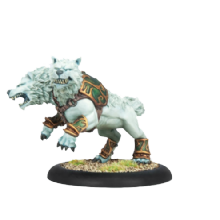 Circle Orboros Light Warbeast Winter Argus
